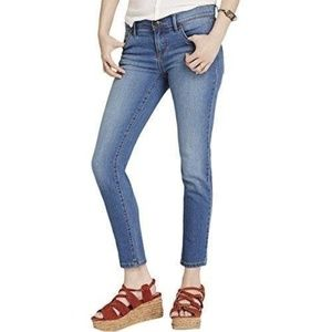 Free People Stretch Denim Skinny Jeans NWT